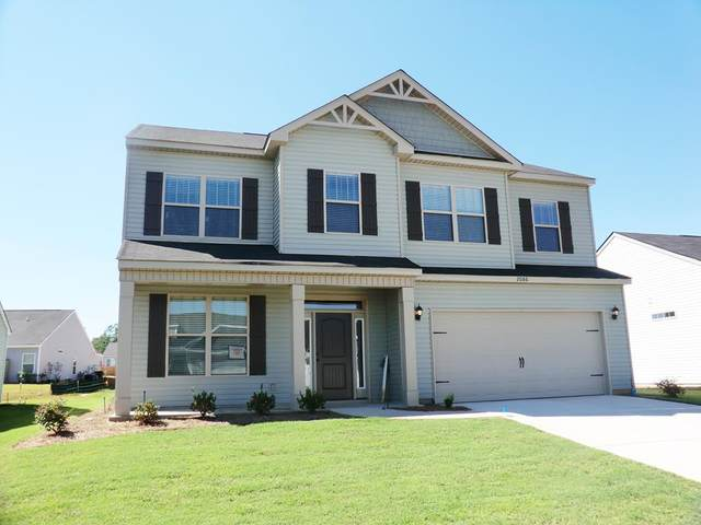 8156 Cozy Knoll, Graniteville, SC 29829 (MLS #463084) :: Young & Partners