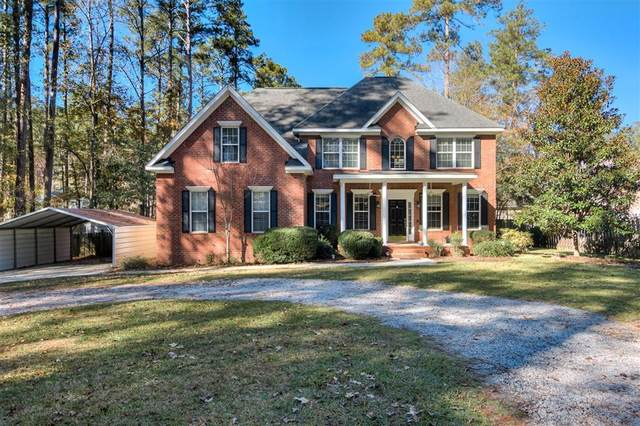 4648 Hickory Drive, Evans, GA 30809 (MLS #463096) :: Melton Realty Partners