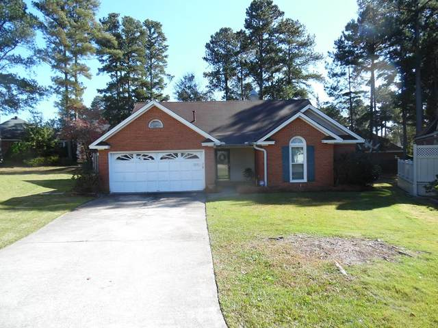 2635 Chaucer Drive, Augusta, GA 30909 (MLS #463106) :: Melton Realty Partners