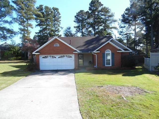 2635 Chaucer Drive, Augusta, GA 30909 (MLS #463106) :: REMAX Reinvented | Natalie Poteete Team