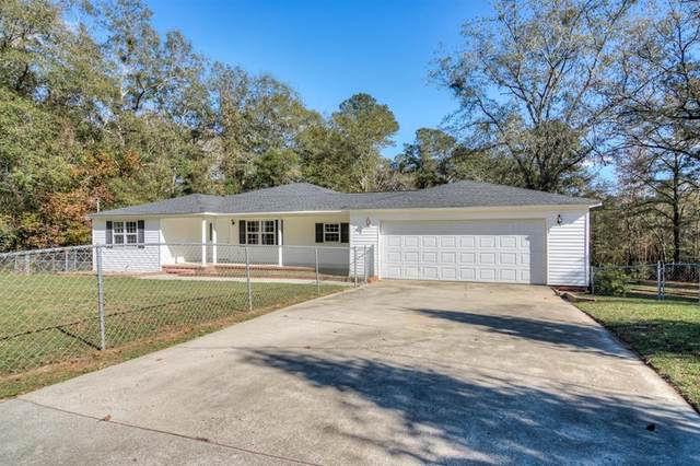 660 Cherokee Drive, North Augusta, SC 29841 (MLS #463120) :: Shannon Rollings Real Estate