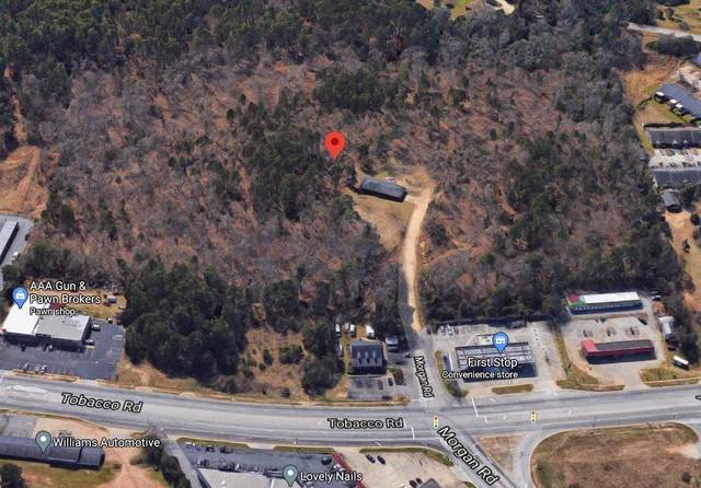 2770 E Tobacco Road, Hephzibah, GA 30815 (MLS #463132) :: Shannon Rollings Real Estate