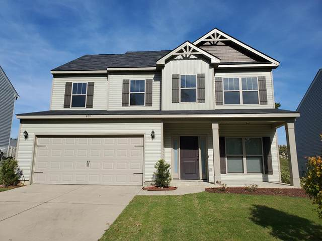 405 Millwater Court, Grovetown, GA 30813 (MLS #463160) :: RE/MAX River Realty