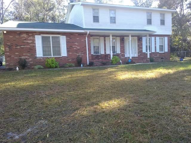 633 Chestnut Court, Aiken, SC 29803 (MLS #463168) :: Shannon Rollings Real Estate