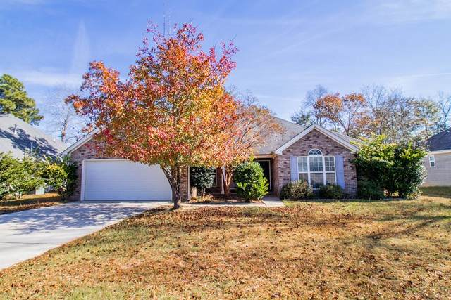 1106 Cinnamon Drive, Aiken, SC 29803 (MLS #463188) :: Melton Realty Partners