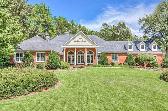 233 Magnolia Lake Road, Aiken, SC 29803 (MLS #463193) :: REMAX Reinvented | Natalie Poteete Team