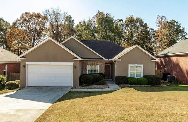 533 Great Falls, Grovetown, GA 30813 (MLS #463196) :: Better Homes and Gardens Real Estate Executive Partners