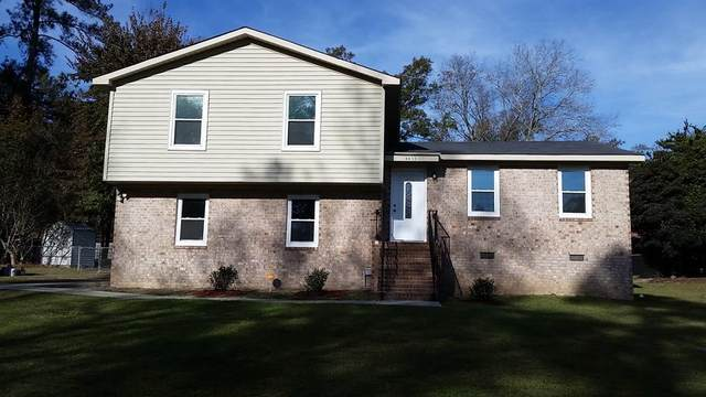 4433 Branchwood Drive, Martinez, GA 30907 (MLS #463197) :: Shannon Rollings Real Estate