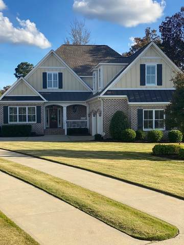 30 Mason Court, North Augusta, SC 29860 (MLS #463207) :: Melton Realty Partners
