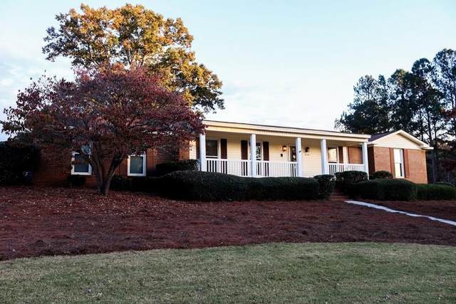 4558 Glennwood Drive, Evans, GA 30809 (MLS #463208) :: Better Homes and Gardens Real Estate Executive Partners