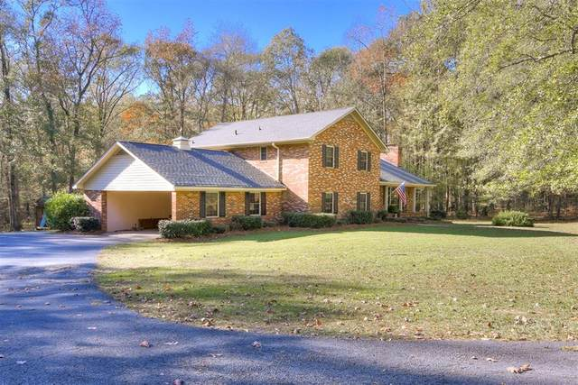 604 Thompson Road, Washington, GA 30673 (MLS #463213) :: Shannon Rollings Real Estate