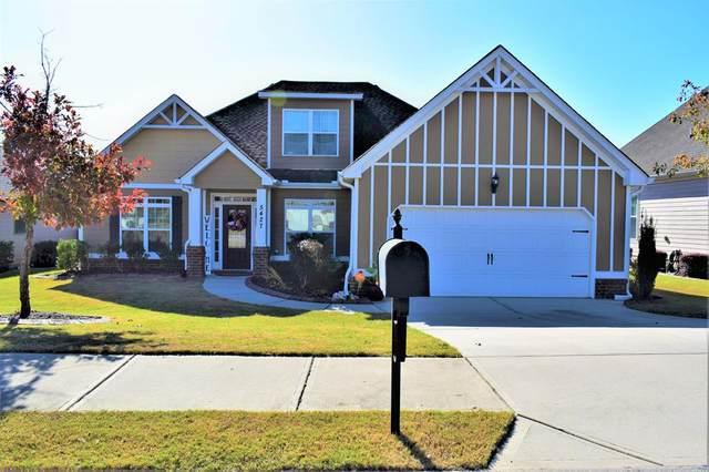 5427 Everlook Circle, Evans, GA 30809 (MLS #463217) :: Southeastern Residential