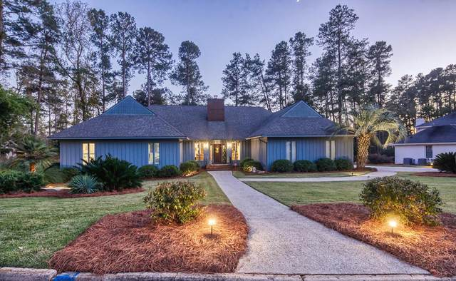3516 Pebble Beach Drive, Martinez, GA 30907 (MLS #463220) :: Shannon Rollings Real Estate