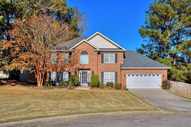 753 Winding Creek Court, Evans, GA 30809 (MLS #463222) :: Southeastern Residential