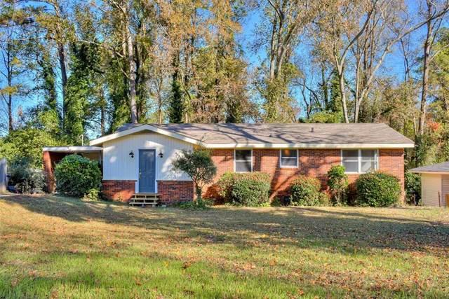 3317 Oakridge Drive, Augusta, GA 30909 (MLS #463227) :: For Sale By Joe | Meybohm Real Estate