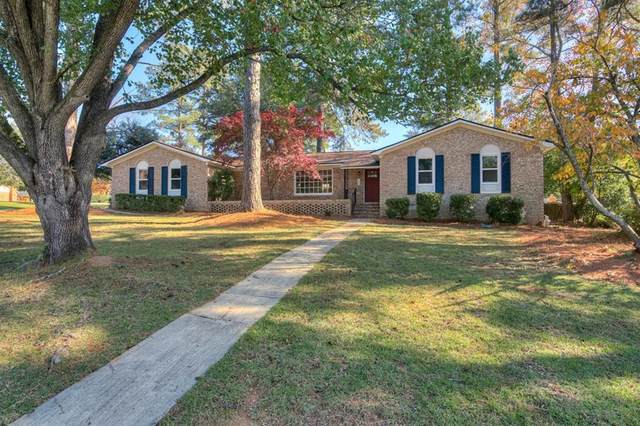 154 Caymen Drive, Martinez, GA 30907 (MLS #463228) :: Shannon Rollings Real Estate