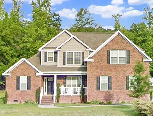 340 Summercreek Drive, Graniteville, SC 29829 (MLS #463229) :: Melton Realty Partners