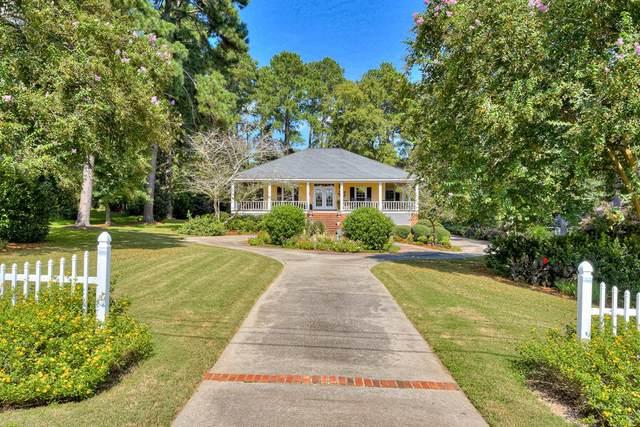 911 Point Comfort Road, Martinez, GA 30907 (MLS #463253) :: Tonda Booker Real Estate Sales