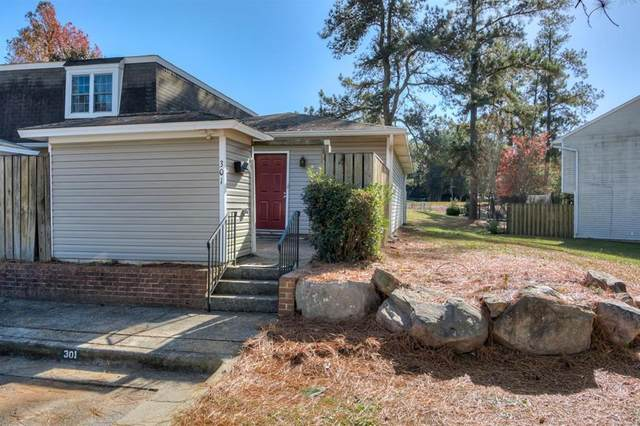 301 Vancouver Road, North Augusta, SC 29841 (MLS #463256) :: Young & Partners