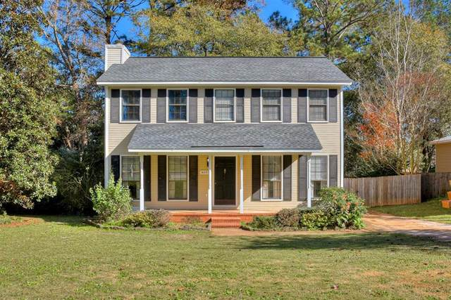 4697 Crawford Court, Martinez, GA 30907 (MLS #463263) :: Tonda Booker Real Estate Sales
