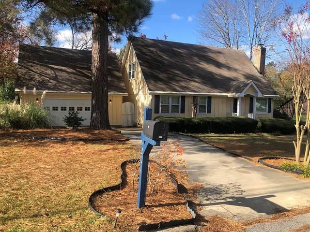 1201 River Ridge Drive, Augusta, GA 30909 (MLS #463281) :: REMAX Reinvented | Natalie Poteete Team