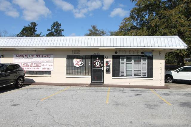 3025 Milledgeville Road, Augusta, GA 30904 (MLS #463303) :: REMAX Reinvented | Natalie Poteete Team