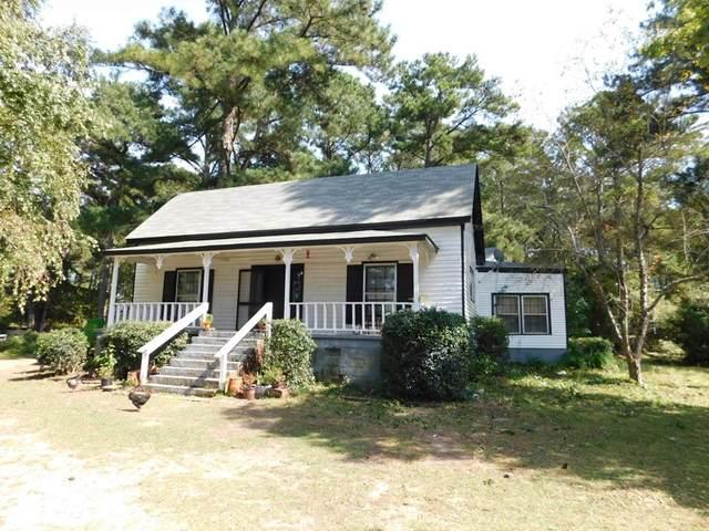 1884 Ridge Road Nw, Thomson, GA 30824 (MLS #463335) :: The Starnes Group LLC