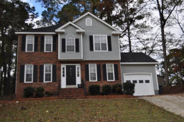 4121 Mansfield Place, Martinez, GA 30907 (MLS #463340) :: Better Homes and Gardens Real Estate Executive Partners