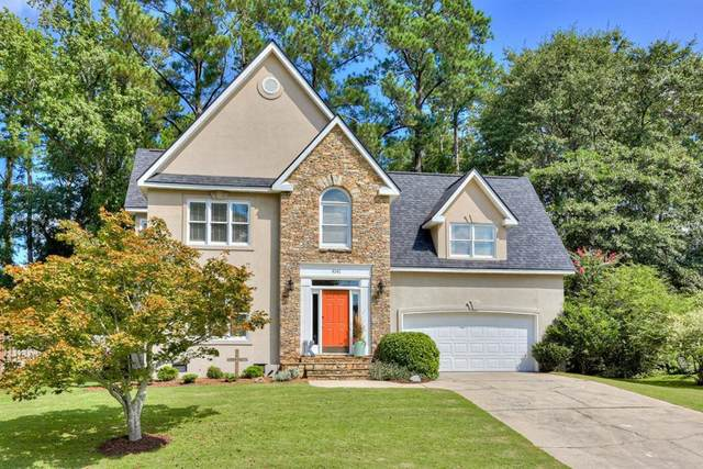 4141 Bent Tree Lane, Martinez, GA 30907 (MLS #463355) :: Tonda Booker Real Estate Sales