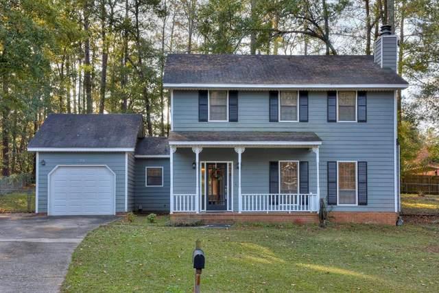 316 Saddletree Lane, Martinez, GA 30907 (MLS #463365) :: Tonda Booker Real Estate Sales