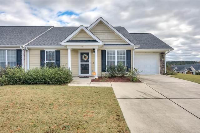 123 Bobwhite Drive, Aiken, SC 29801 (MLS #463379) :: Tonda Booker Real Estate Sales