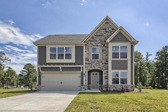 1065 NW Sapphire Drive, Graniteville, SC 29829 (MLS #463385) :: The Starnes Group LLC
