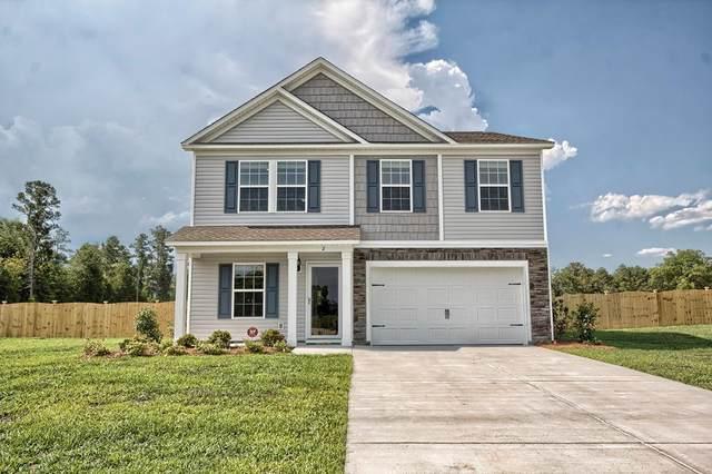 1055 Sapphire Drive, Graniteville, SC 29829 (MLS #463394) :: The Starnes Group LLC