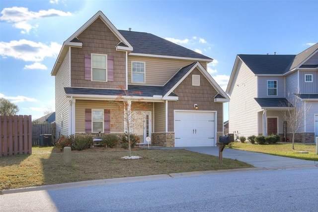 651 Turning Crest Lane, Graniteville, SC 29829 (MLS #463410) :: Better Homes and Gardens Real Estate Executive Partners