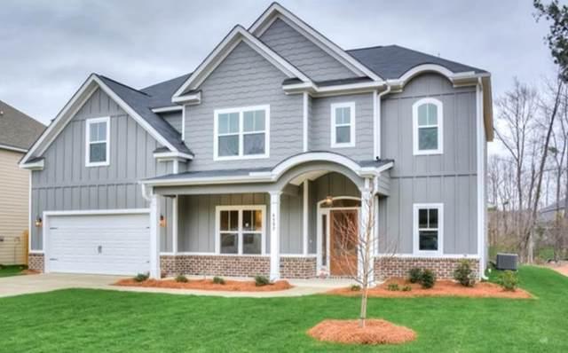 3032 Stallion Ridge, Graniteville, SC 29829 (MLS #463424) :: The Starnes Group LLC