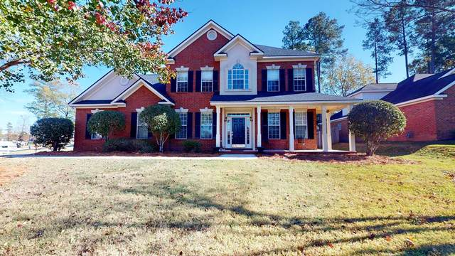 476 Westchester Drive, Evans, GA 30809 (MLS #463438) :: The Starnes Group LLC