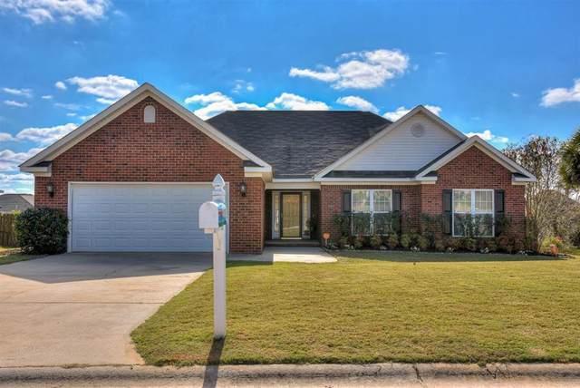 4516 Logans Way, Augusta, GA 30909 (MLS #463467) :: Shannon Rollings Real Estate