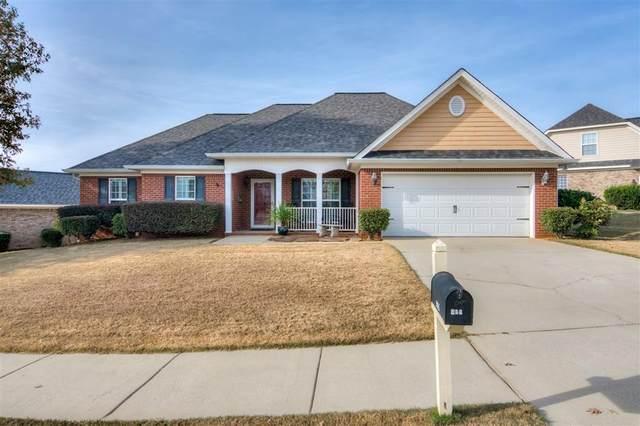 965 Sedgefield Circle, Grovetown, GA 30813 (MLS #463471) :: The Starnes Group LLC