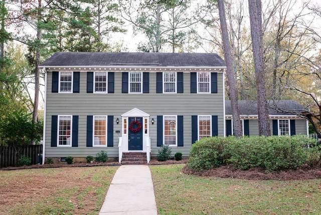 2710 Kipling Court, Augusta, GA 30909 (MLS #463473) :: The Starnes Group LLC