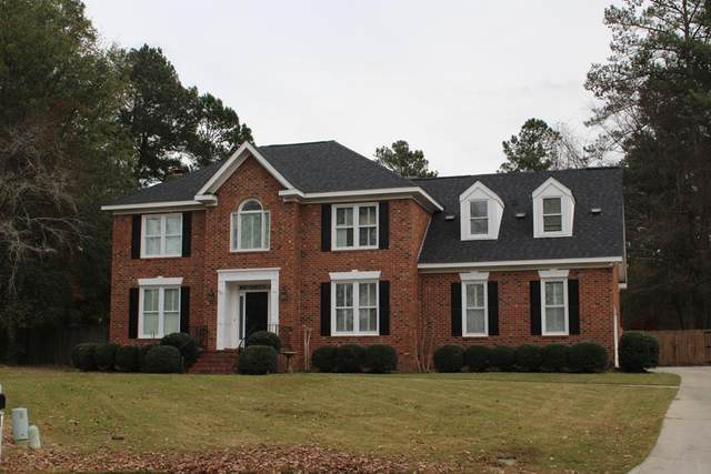 819 Cape Cod Court, Evans, GA 30809 (MLS #463476) :: Young & Partners