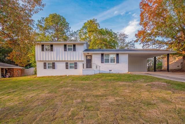 3339 Cockatoo Road, Augusta, GA 30907 (MLS #463491) :: The Starnes Group LLC