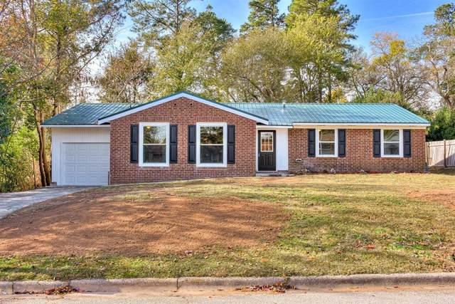 259 Almon Court, Augusta, GA 30907 (MLS #463492) :: The Starnes Group LLC
