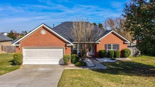 698 Cumberland Falls, Grovetown, GA 30813 (MLS #463494) :: The Starnes Group LLC