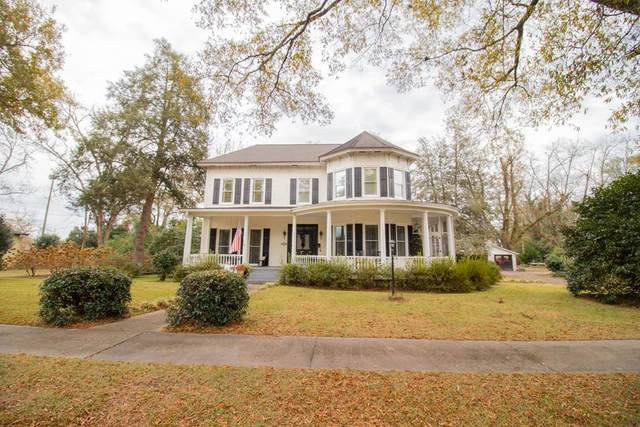 205 Green Street, Ridge Spring, SC 29129 (MLS #463497) :: Better Homes and Gardens Real Estate Executive Partners