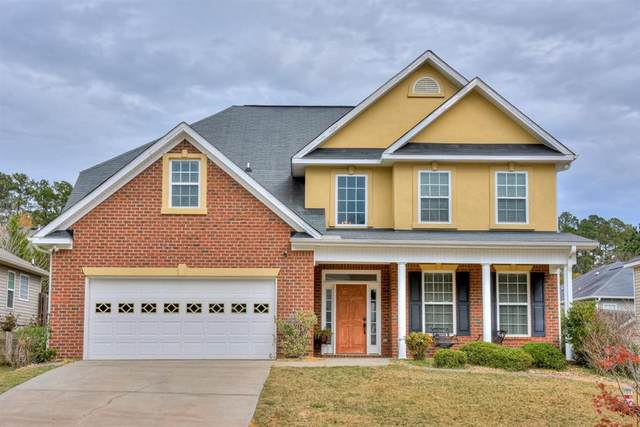 741 Wickham Drive, Evans, GA 30809 (MLS #463529) :: REMAX Reinvented | Natalie Poteete Team