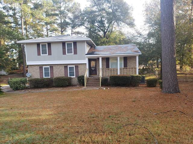 3512 Edmonton Street, Hephzibah, GA 30815 (MLS #463535) :: Shannon Rollings Real Estate