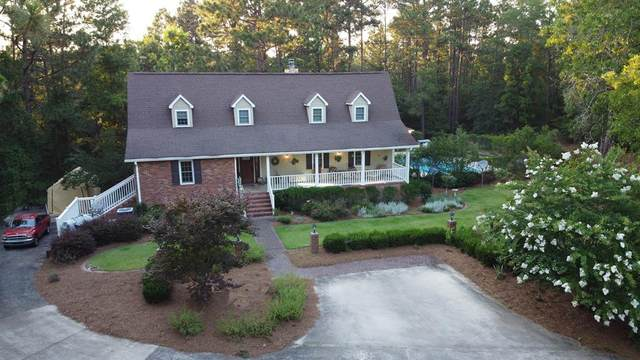 3919 Woodvalley Drive, Aiken, SC 29803 (MLS #463593) :: Better Homes and Gardens Real Estate Executive Partners