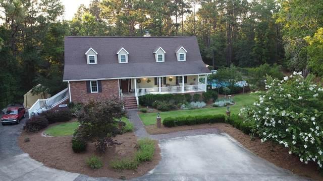 3919 Woodvalley Drive, Aiken, SC 29803 (MLS #463593) :: Shannon Rollings Real Estate