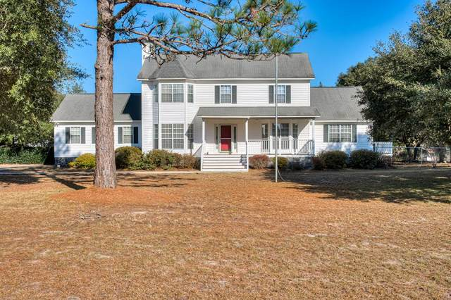 643 Old Barnwell Road, Aiken, SC 29803 (MLS #463628) :: Better Homes and Gardens Real Estate Executive Partners