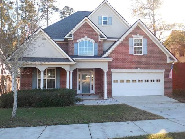 1503 Blair Street, Evans, GA 30809 (MLS #463684) :: REMAX Reinvented | Natalie Poteete Team